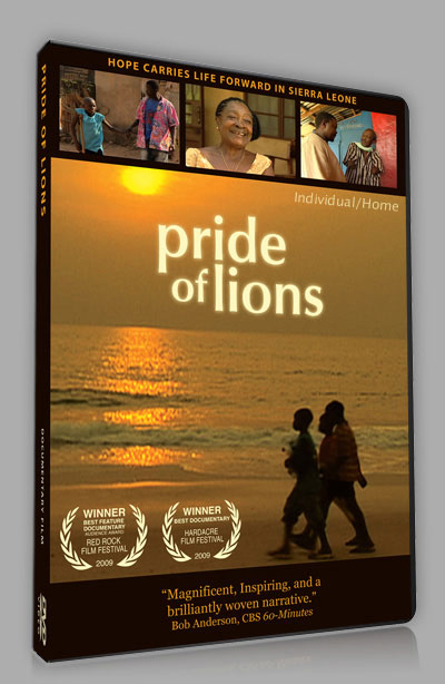 Pride of Lions for DVD Purchase